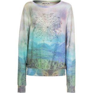 Wildfox Zodiac Sweatshirt XS
